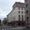 Sokos Hotel Aleksanteri, Albertinkatu 34, Helsinki, värvieemaldus plekk-katuselt 2012